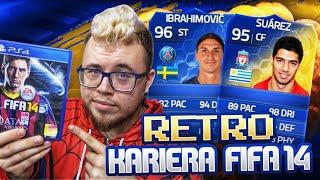 RETRO FIFA 14! ⚽ ZMIENIAMY HISTORIĘ! 🏆