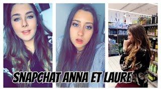Snapchat styletonic et Anna se font la guerre