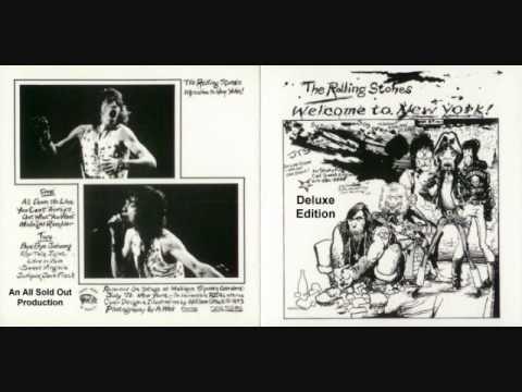 Rolling Stones - Bye Bye Johnny - New York - July 26, 1972