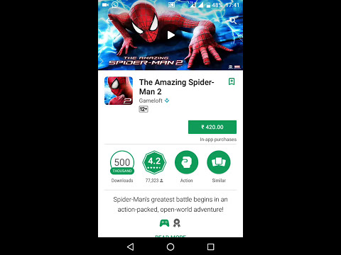 How To Download The Amazing Spider Man 2 Free In Android // Download The Amazing Spider Man 2 Game
