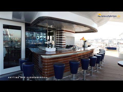 AIDAaura: Restaurants & Bars