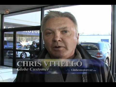 Globe Motor Car New Car Spot