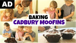 make cadbury moofins with me amp channel mum umbumgo family vlogs ad