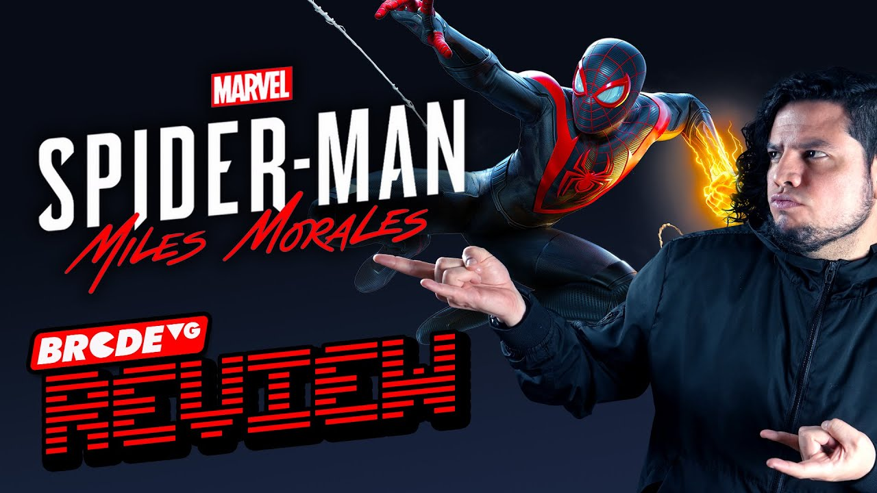 Marvel's SPIDER-MAN: Miles Morales - BRCDEvg Review