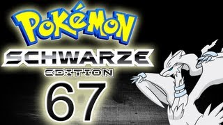 Pokemon Schwarz - Let's Play Pokemon Schwarz Part 67: Pokemon Liga Rematch Kattlea & Eugen