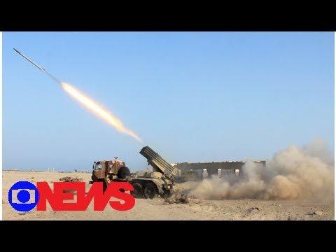 Saudi Arabia shoots down Yemeni missile: Ekhbariya TV