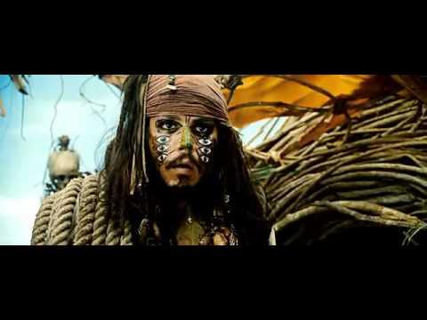 Pirates of the Carribean Davy Jones Locker trailer