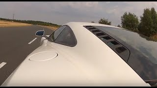 Onboard McLaren 12C Tracktest Hot Lap Contidrom Airbrake
