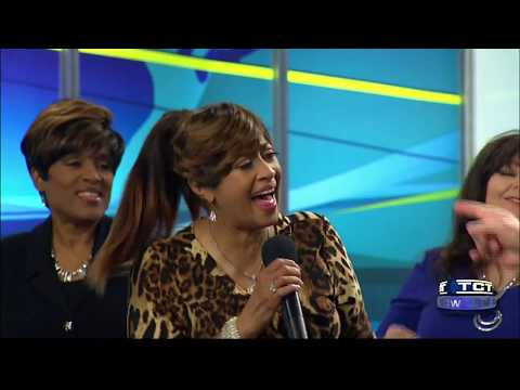 "Dan Willis & Dorinda Clark Cole Sing ""God Did It""!"