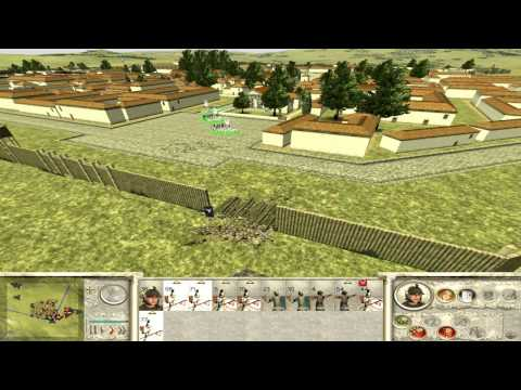 Rome Total War Greeks (DarthMod 9.0.1) Επεισόδιο 20