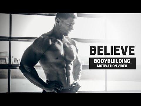 Bodybuilding Motivation Video – BELIEVE | 2018