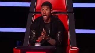 top 10 performance surprised coaches in the voice usa auditions 2018