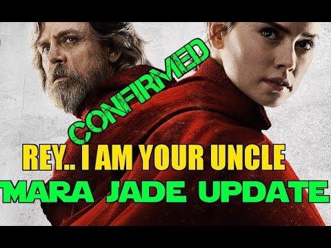 Rey is Luke