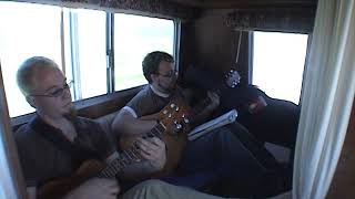 The Polyjesters - Jason Valleau and Aaron Young jamming (2005)