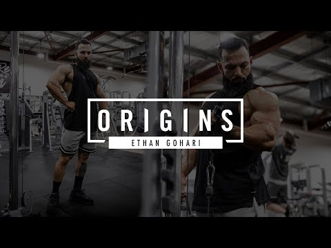 Origins   Ethan Gohari   IFBB Classic Physique Pro