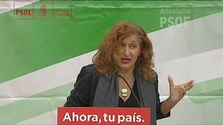 José Luis Ábalos interviene en el 125 aniversario de la Agrupación Socialista de Almería