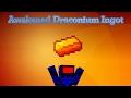 Awakened Draconium Ingot