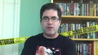 Hey All You Zombies!! Episode 49 - World War Z & Paula Deen