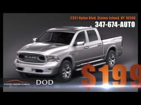 Exotic Motor World Staten Island TV Ad