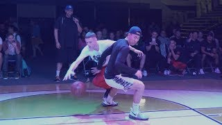 Professor vs Arrogant Hooper... Epic Ankle Breakers Video