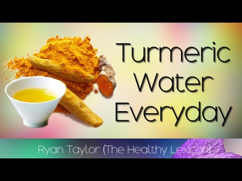 Turmeric Water Everyday (Benefits)