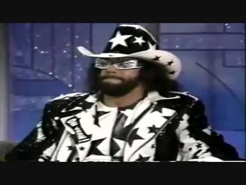 Randy Savage on Arsenio Hall