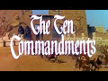 The Ten Commandments - Movie Trailer