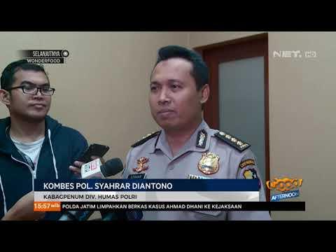 Polisi Tetapkan Bahar Bin Smith Menjadi Tersangka Mp3