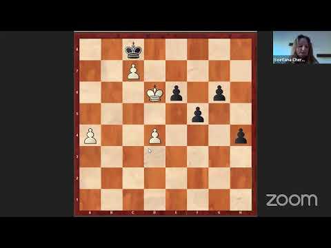 1 лекция международного гроссмейстера Светланы чередниченко