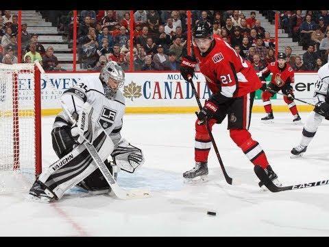 Los Angeles Kings vs Ottawa Senators - October 24, 2017 | Game Highlights | NHL 2017/18