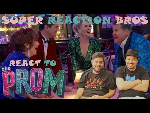 SRB Reacts to The Prom | Official Teaser Trailer