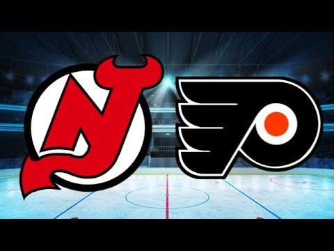 New Jersey Devils vs Philadelphia Flyers (1-3) – Jan. 20, 2018 | Game Highlights | NHL 2018