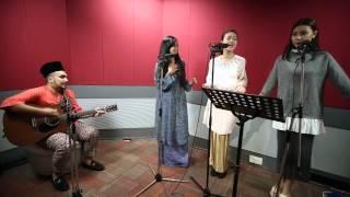 ERAkustik Raya Daiyan Trisha, Nina & Ziha - Suasana Hari Raya