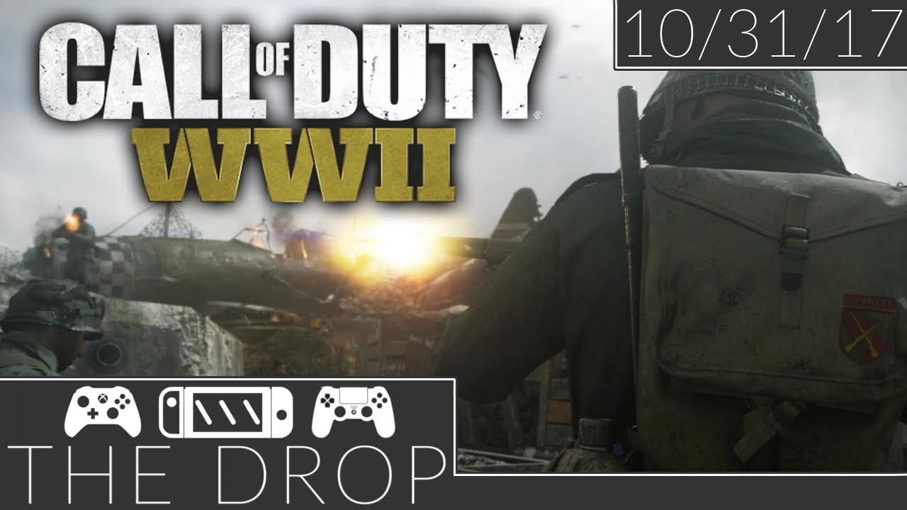 The Drop Monopoly On Nintendo Switch And Call Of Duty World War Ii Youtube