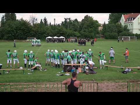 Szombathely Crushers vs. Debrecen Gladiators