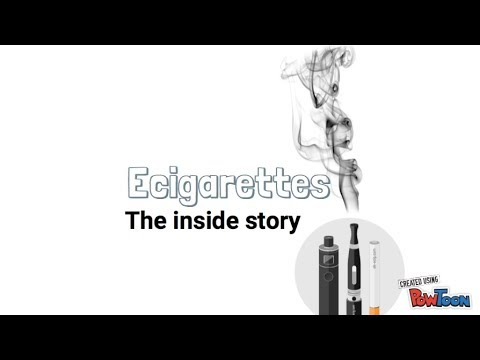 Electronic cigarette: harm or good