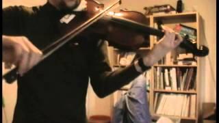 Daybreak's Bell Viola Cover