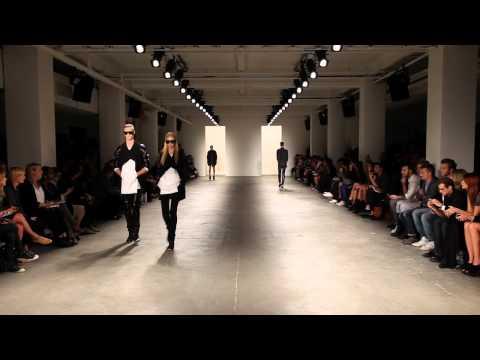 RAD by RAD HOURANI  S/S 2011 FASHION SHOW – VIDEO BY XXXX MAGAZINE