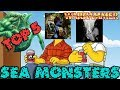 Warhammer 5 SCARY SEA MONSTERS - The Old World Bestiary #2 w/ Loremaster of Sotek!