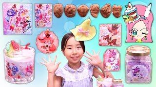 プリキュアグッズいっぱい♪夢みる☆みんなのパティスリーでお買い物 キラキラ☆プリキュアアラモード ☆ Saaaaaya thumbnail