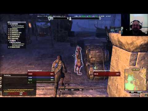 Elder Scrolls Online - Thieves Guild DLC - The Long Game