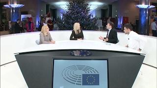 Razgovor u EU parlamentu: Buđenje katolika (Marijana Petir, Ante Čaljkušić, Tino Krvavica)