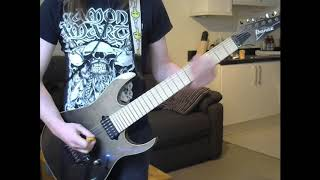 marilyn manson - ka-boom ka-boom (guitar cover)