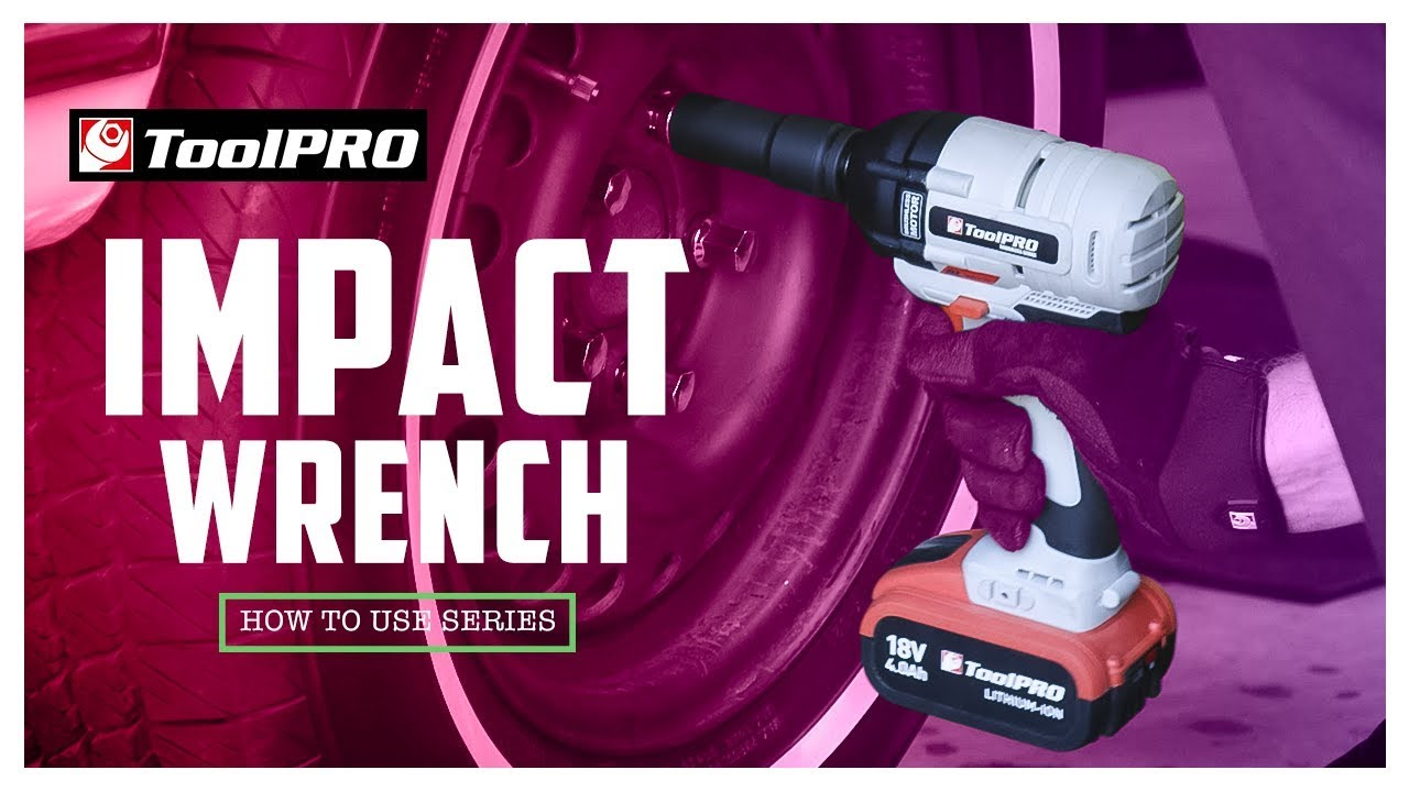 How To Use An Impact Wrench