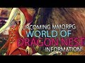 Upcoming Action MMORPG World Of Dragon Nest - PC And Mobile Compatible?!