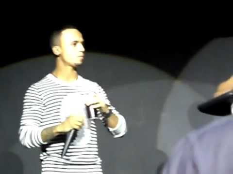 JLS Newcastle After Party - Ni**as In Paris (HD) - 28/04/12