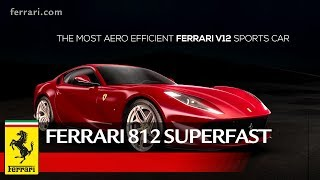 Ferrari 812 Superfast - Aerodynamics