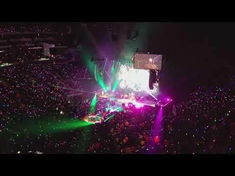 Coldplay live Edmonton Sept 26, 2017 - Adventure of a Lifetime