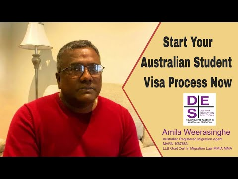 Australian Student Visa Process | Why You Should Start Your Australian Student Visa Process Now