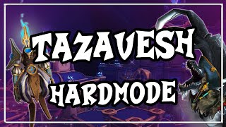 How to do the Tazavesh Hardmode│Tazavesh Gearglider Mount│Shadowlands